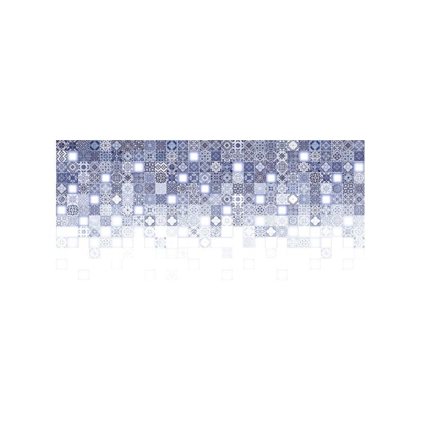 Керамическая плитка Cersanit Hammam рельеф многоцветный HAG451 20x44