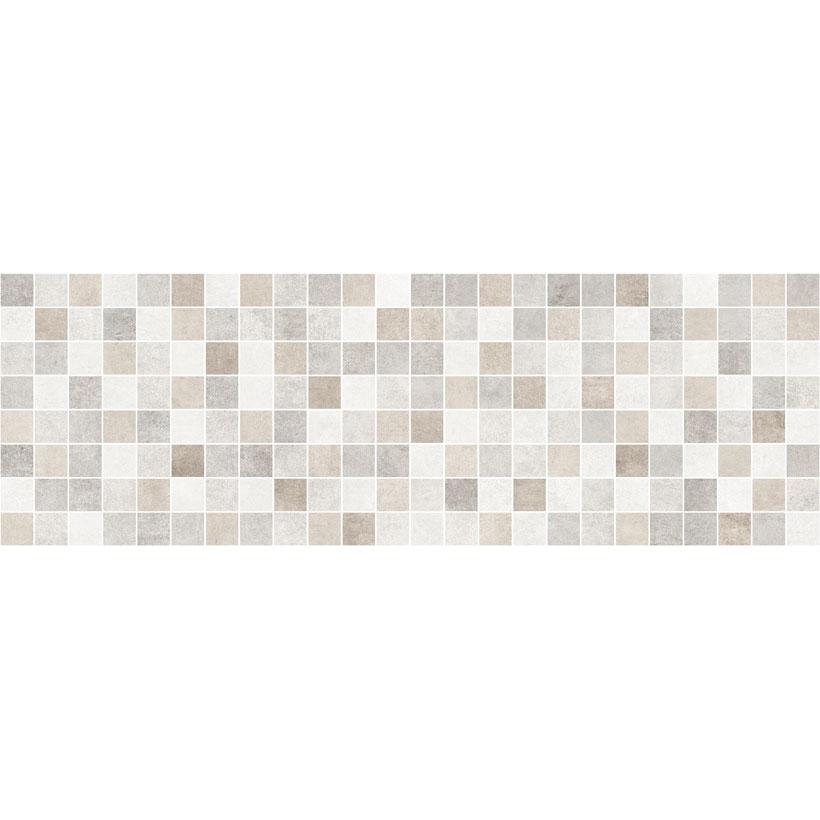 Керамическая плитка Cersanit Nautilus мозаика рельеф многоцветный NTS452 20x60