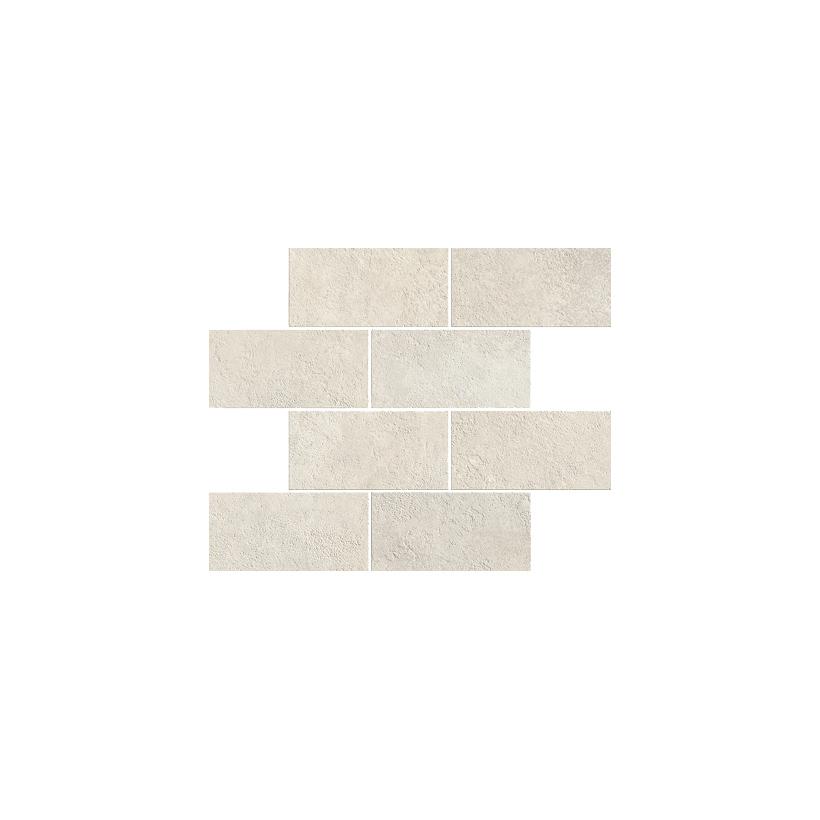 Мозаика ITALON МИЛЛЕНИУМ ПЬЮР МИНИБРИК 23.7x29.5 Матовая