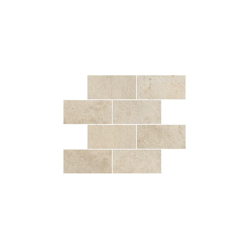 Мозаика ITALON МИЛЛЕНИУМ ДАСТ МИНИБРИК 23.7x29.5 Матовая