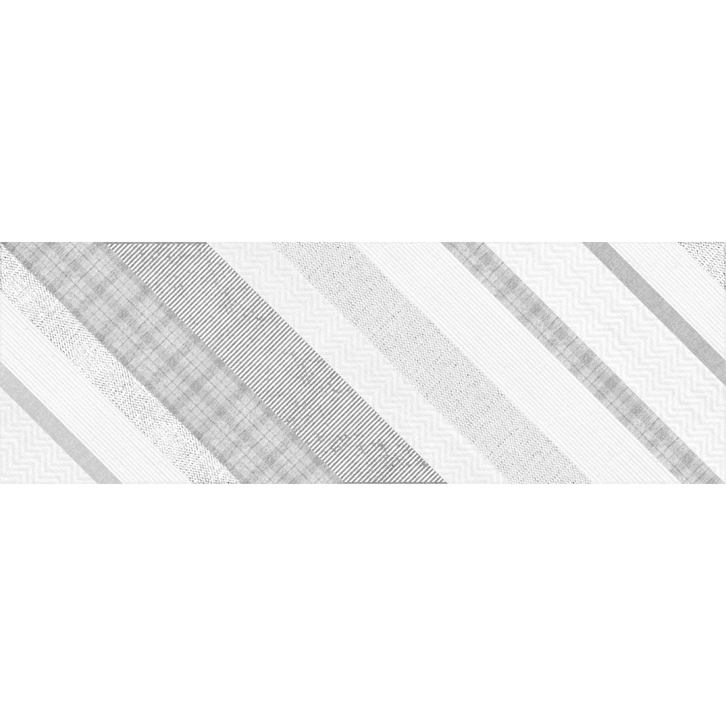 Керамическая плитка CERSANIT Hugge вставка-A HG2U091 25x75