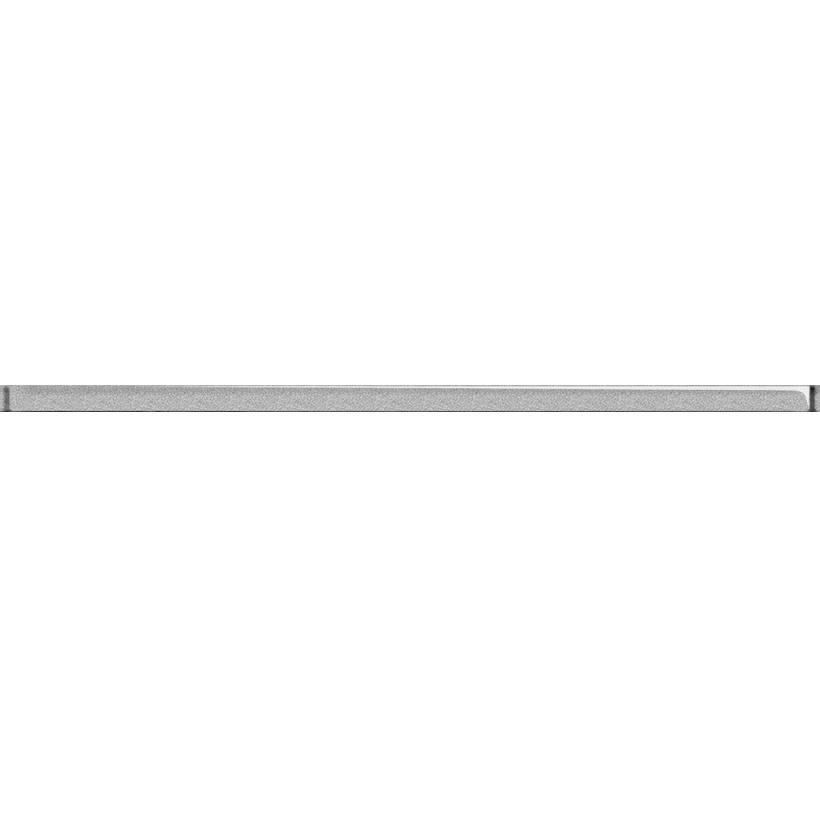 Изделие из стекла CERSANIT Бордюр серый UG1L091 2х60