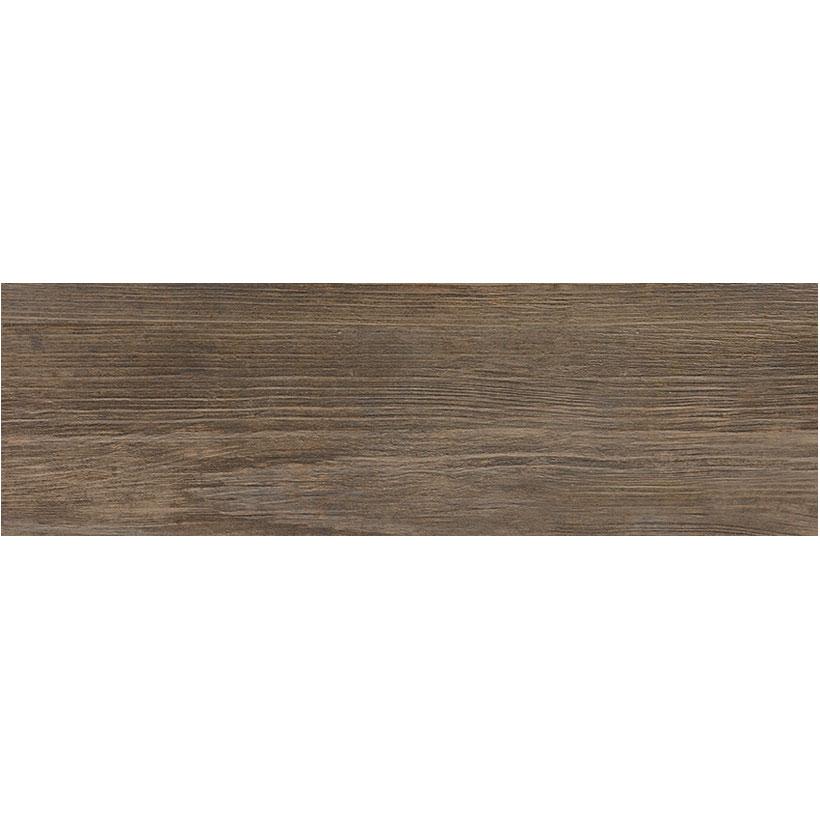 Керамогранит CERSANIT Finwood темно-коричневый FF4M512 18,5x59,8