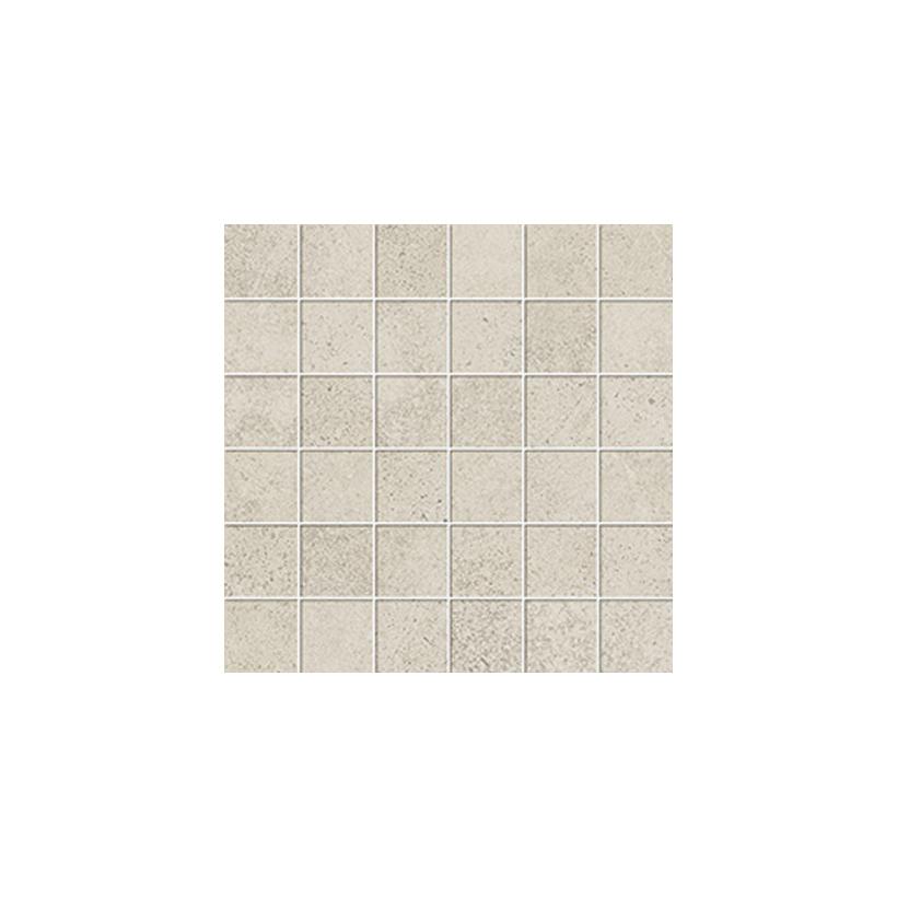 Мозаика ATLAS CONCORDE Drift White Mosaico 30x30 Полуматовая
