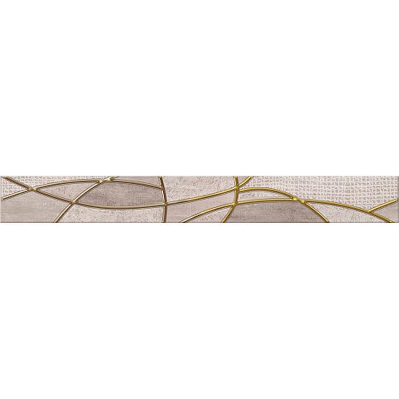 Бордюр AZORI Pandora Latte Charm 63х7,5