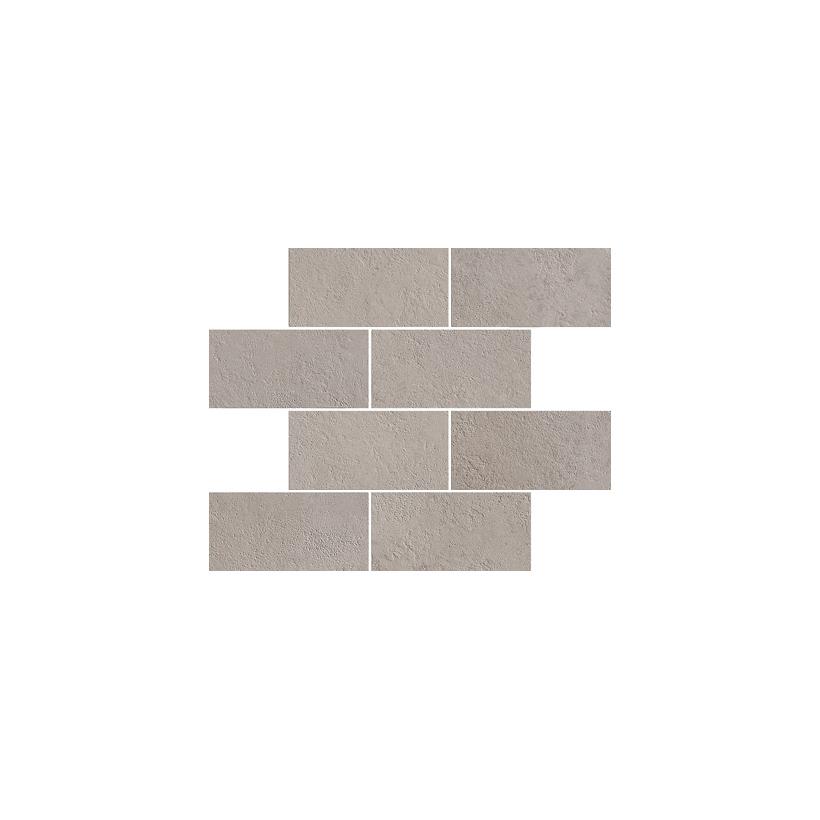Мозаика ITALON МИЛЛЕНИУМ АЙРОН МИНИБРИК 23.7x29.5 Матовая