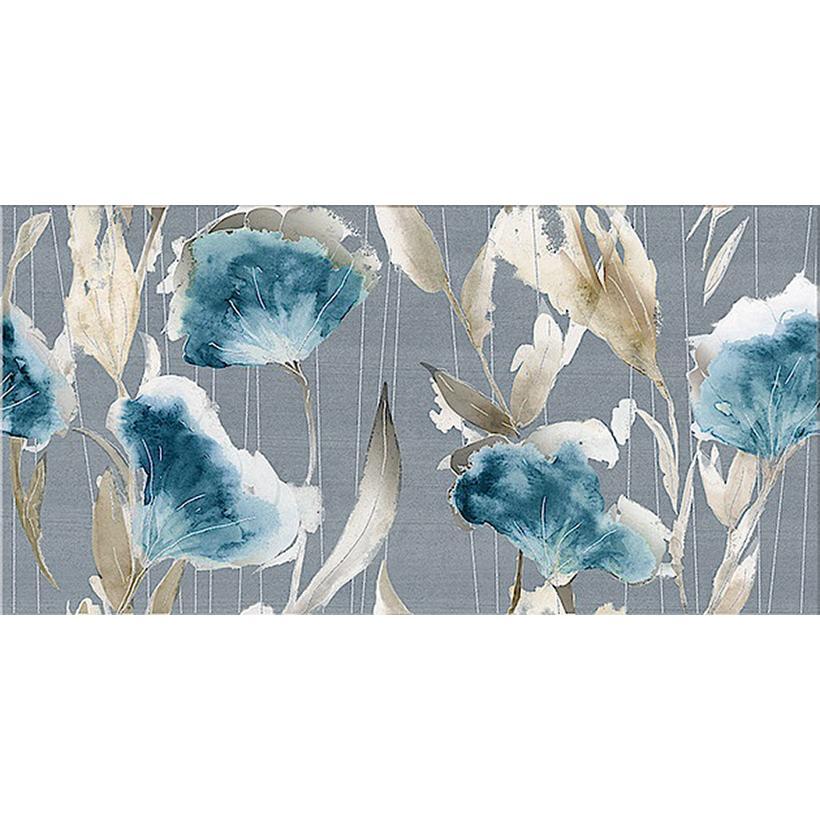 Декор AZORI Aura Atlantic Floris 31,5х63