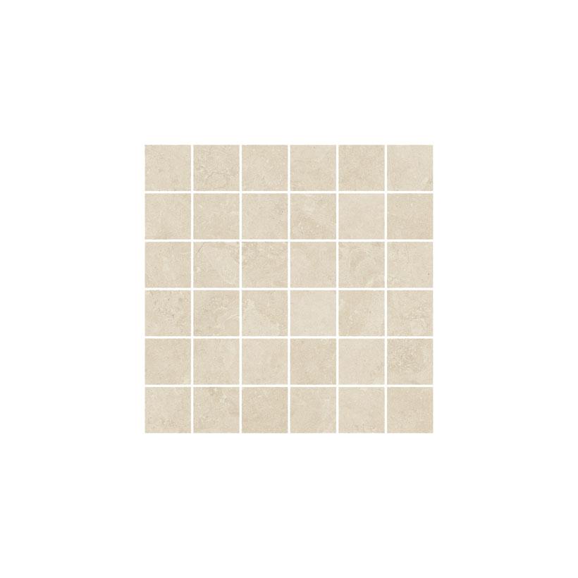 ITALON Дженезис Уайт Мозаика 30x30