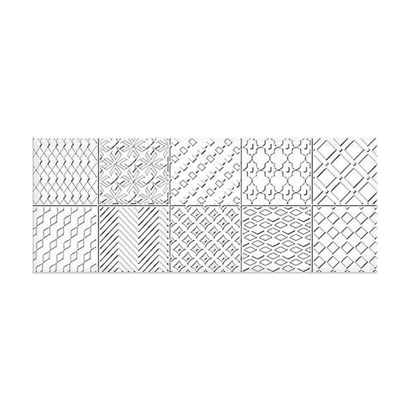 Декор AZORI Nuvola Ornament 20,1х50,5