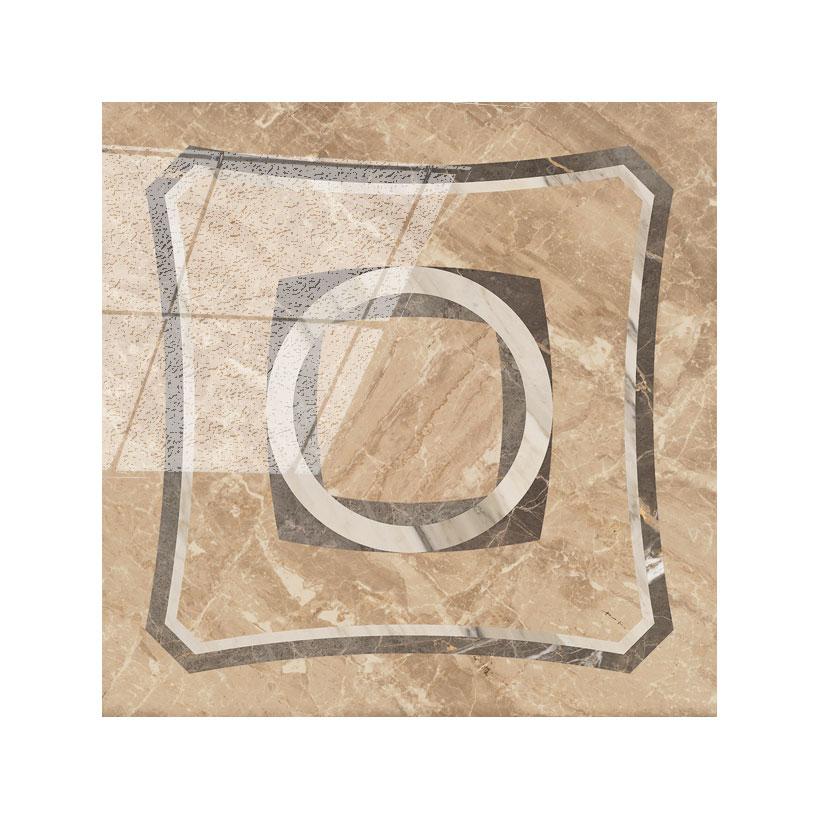 COLISEUMGRES Портофино Беж Вставка Интарсио 45x45