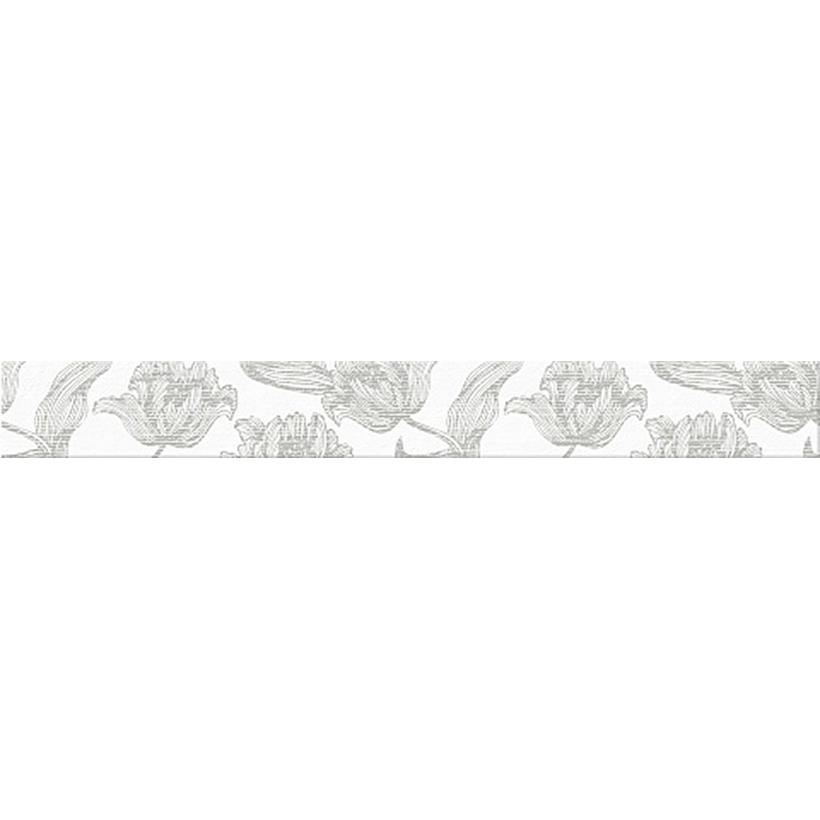 Бордюр AZORI Mallorca Grey Floris 63х7,5