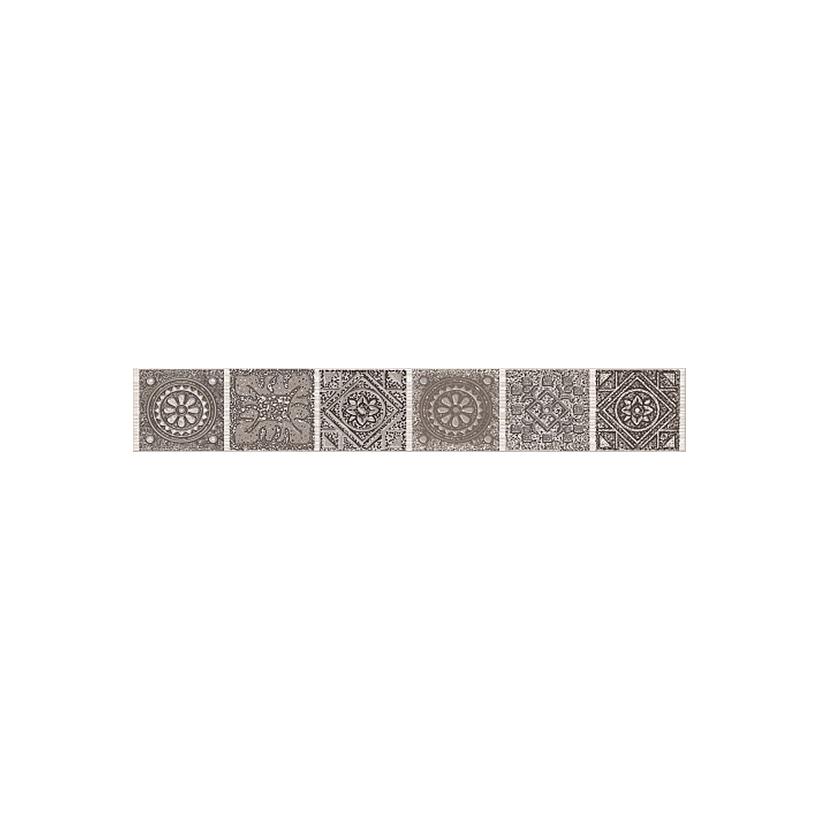 Бордюр AZORI Grazia Mocca Nefertiti 40,5х6,2