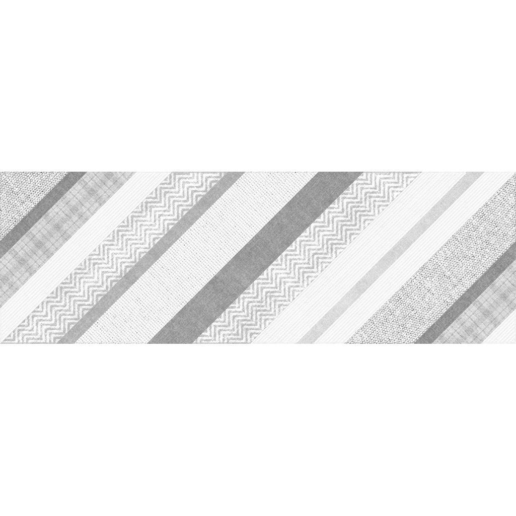Керамическая плитка CERSANIT Hugge вставка-B HG2U092 25x75