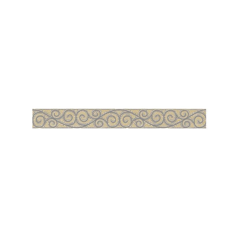 Керамическая плитка CERSANIT Illusion Бордюр орнамент IL1J451 5х44