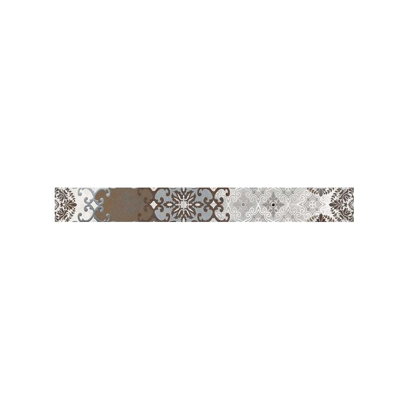 Керамическая плитка CERSANIT Alrami Бордюр AM1J451 44x5
