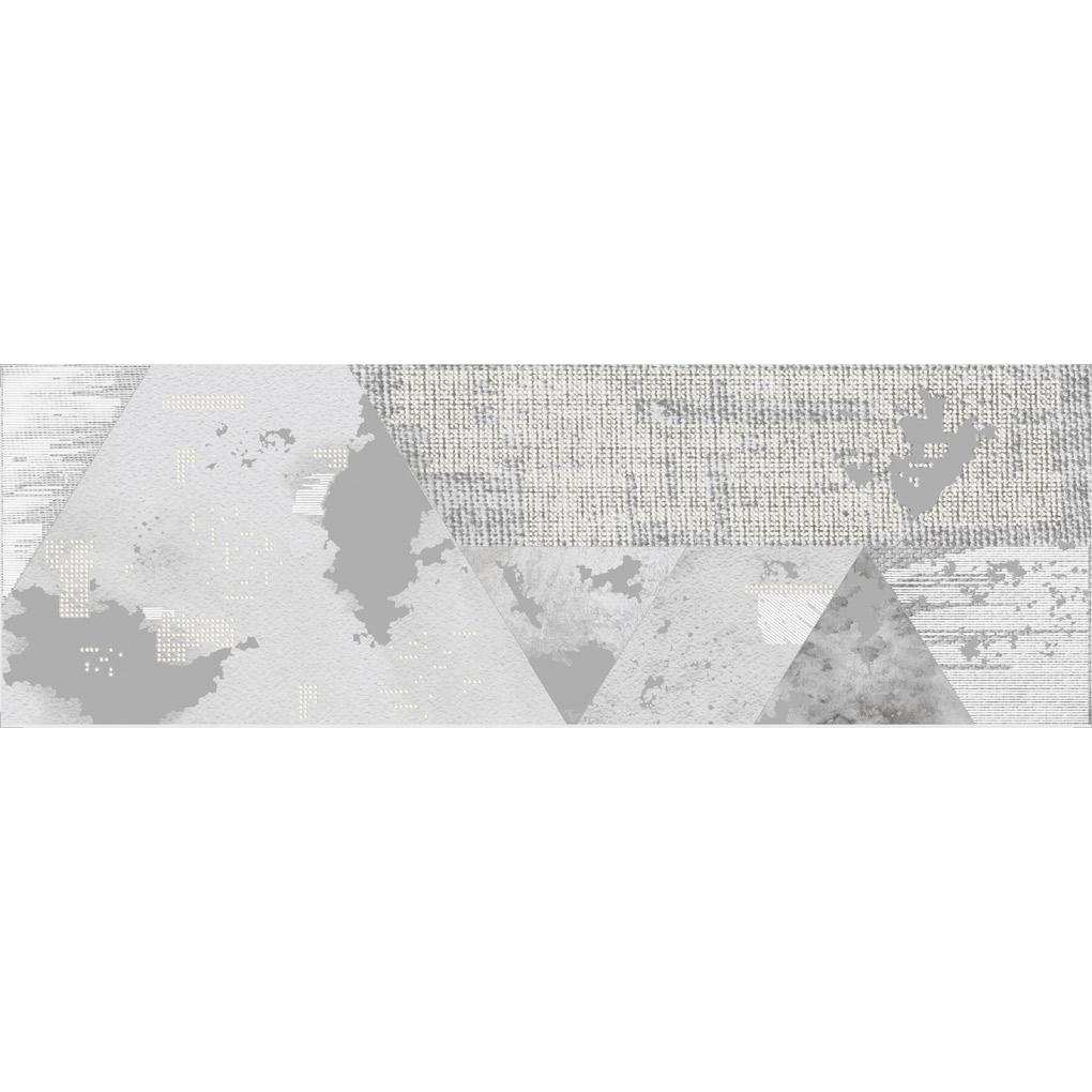 Керамическая плитка CERSANIT Fjord вставка-A FO2U091 25x75