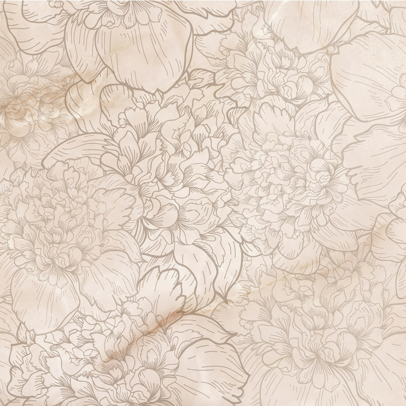 Керамическая плитка CERSANIT Ivory панно IV2U013 25x75