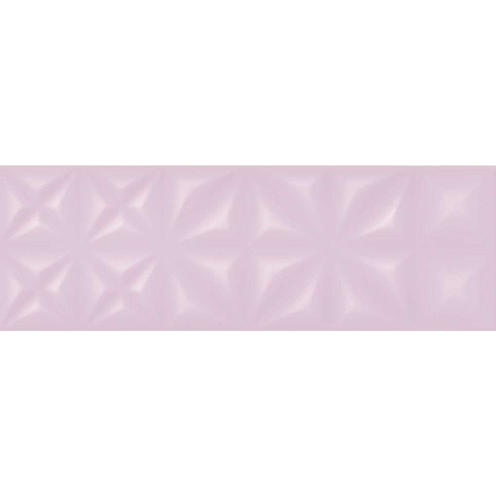 Керамическая плитка CERSANIT Lila рельеф LLU072 25x75