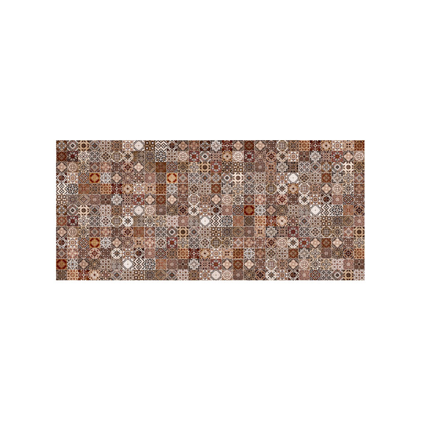 Керамическая плитка Cersanit Hammam рельеф коричневый HAG011 20x44