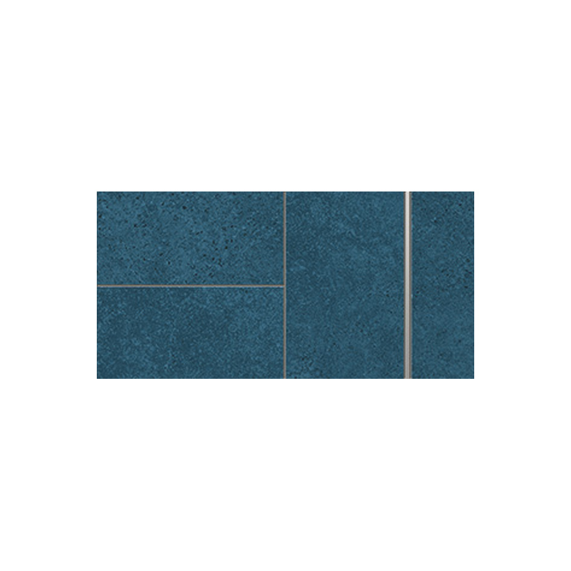 Керамическая плитка ATLAS CONCORDE Drift Blu Line 19,7x39,7 Матовая
