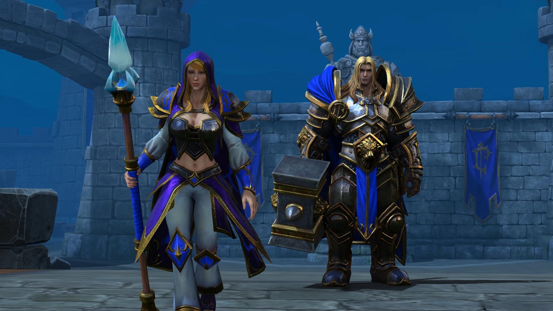 Картинки по запросу Warcraft III: Reforged