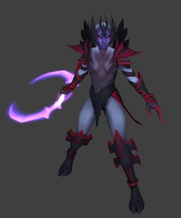 Vengeful Spirit вторая модель