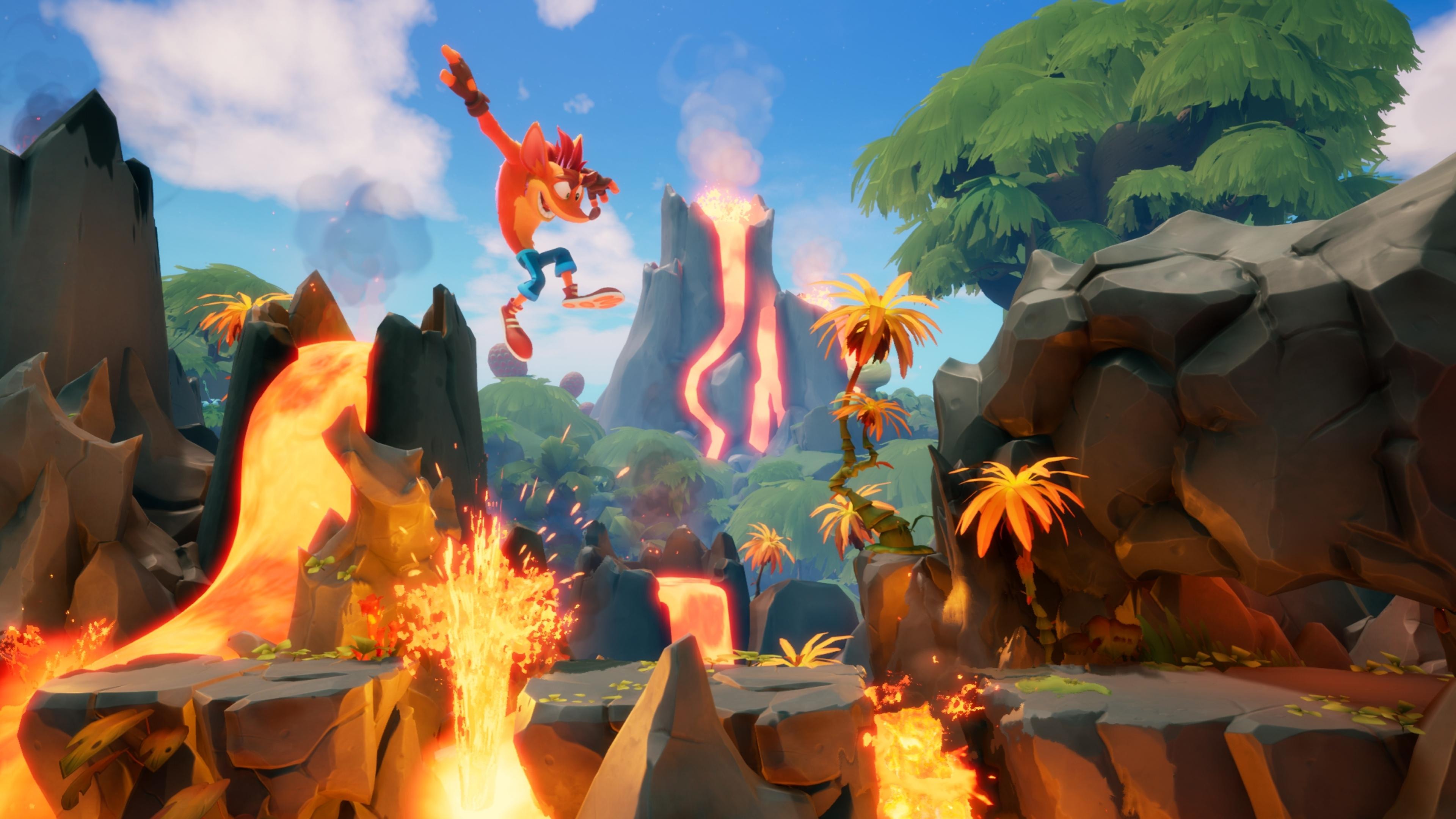 Crash Bandicoot keert terug met nieuwe game op PS 4 en Xbox One
