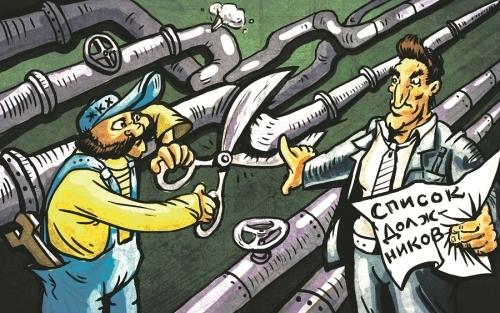 Как в Жодино борются с неплательщиками коммунальных платежей