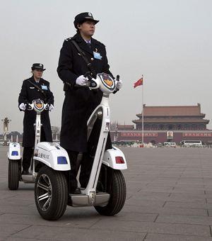 От сохи до сигвэя. За 30 лет реформ Китай превратился из аграрной страны в высокотехнологичную.