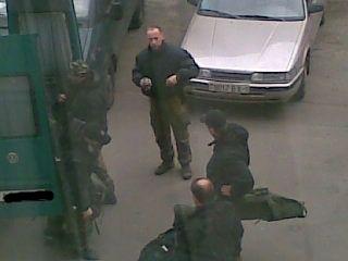 Снайперы Лукашенко - уникальные фото