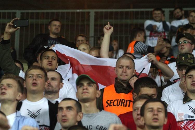 Борисовский райисполком высказался по поводу национального флага