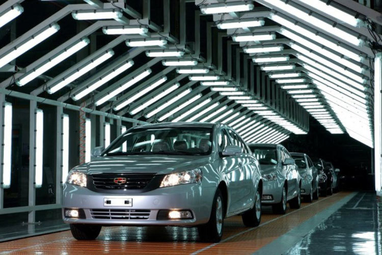 завод «БелДжи» начнет серийное производство автомобилей уже в августе