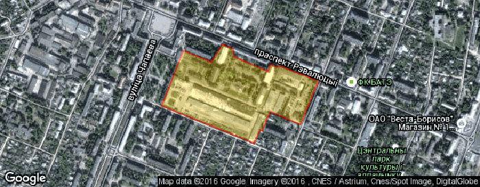 Что происходило в Борисове на территории нынешнего полка связи в годы войны