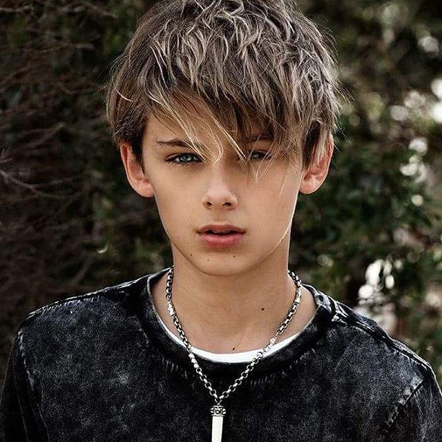 Школьника из Мельбурна признали самым красивым мальчиком в мире