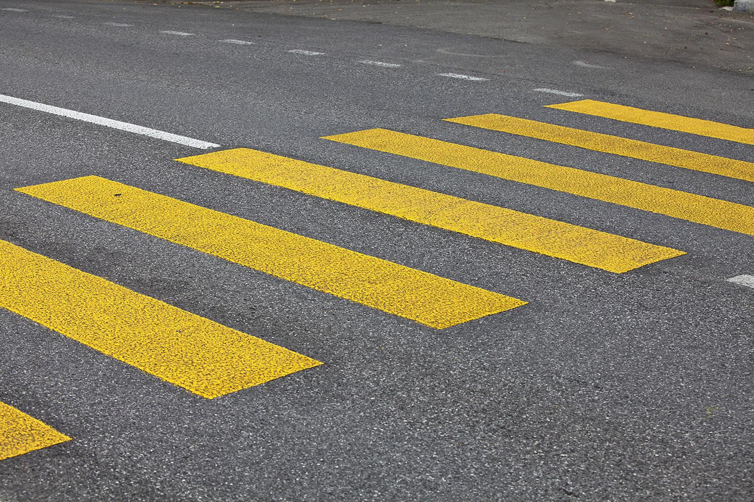 Борисовским пешеходам сегодня и ближайшие три дня рекомендуют быть прилежными