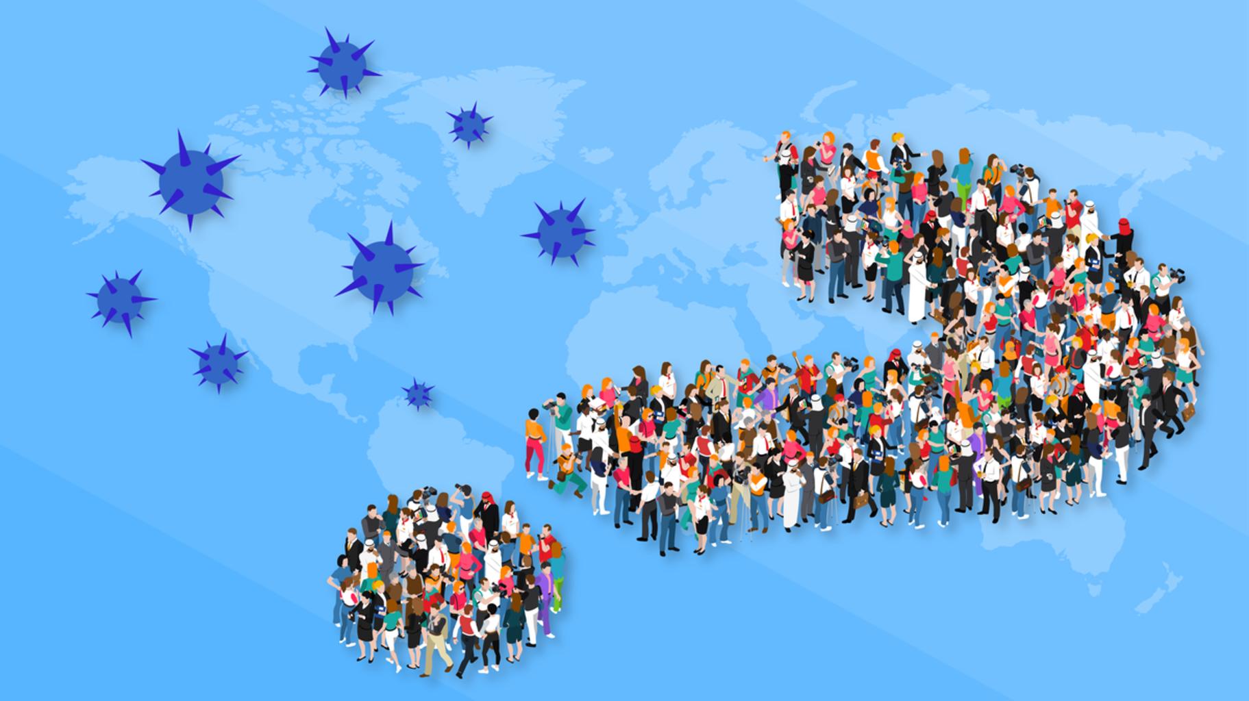 Дракохруст: какие последствия для мира будет иметь пандемия ...