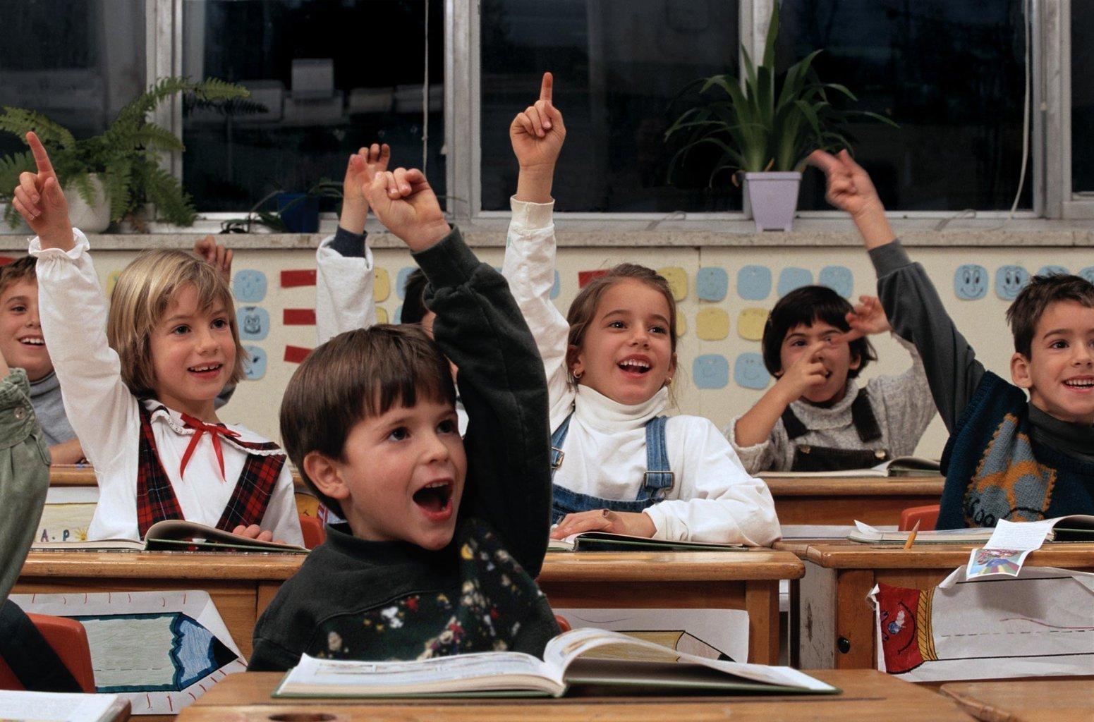 Юбилеем, прикольные картинки про начальную школу