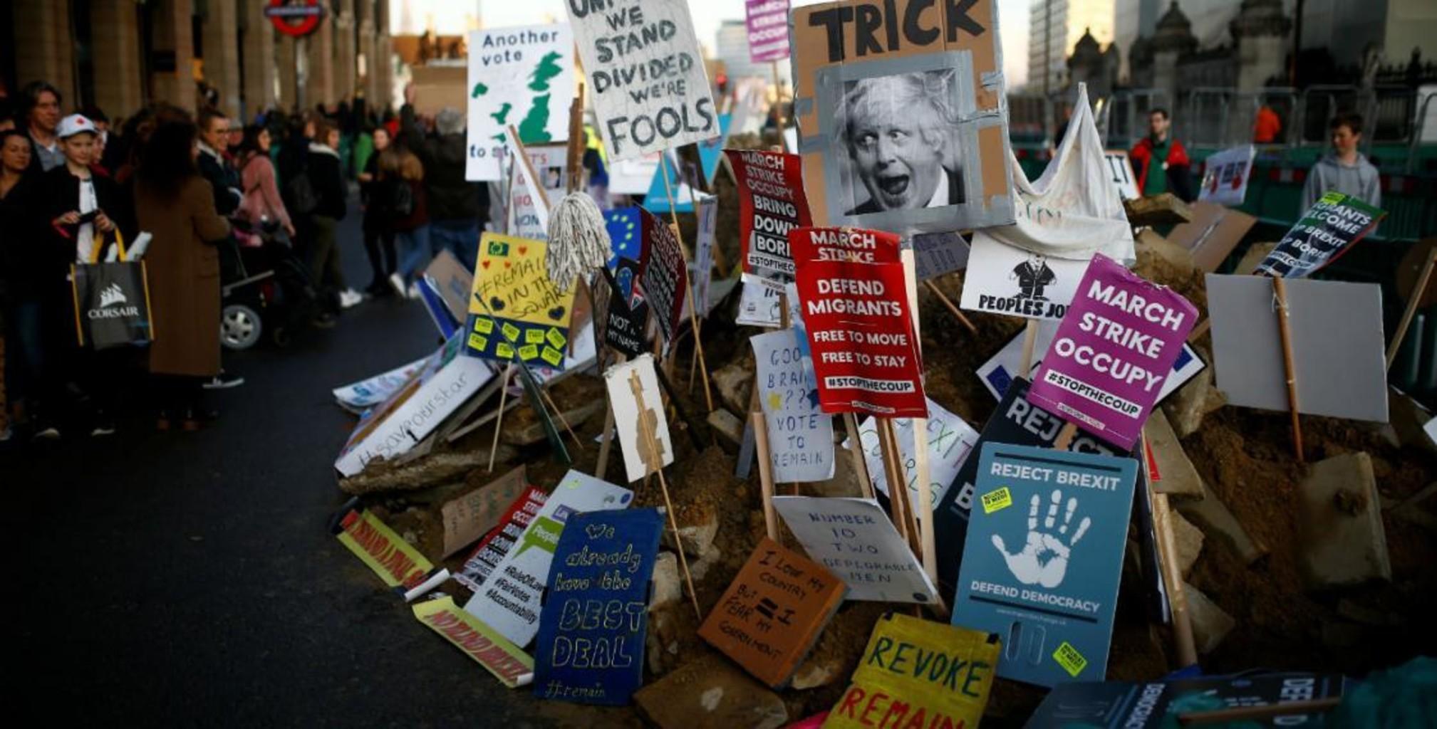 2019 10 19t171423z 1819732594 rc1fbb639fa0 rtrmadp 3 britain eu protest