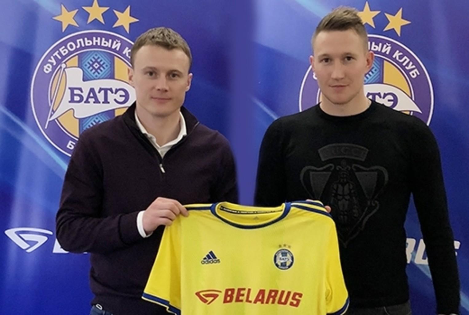 Виталий Родионов и Антон Сарока
