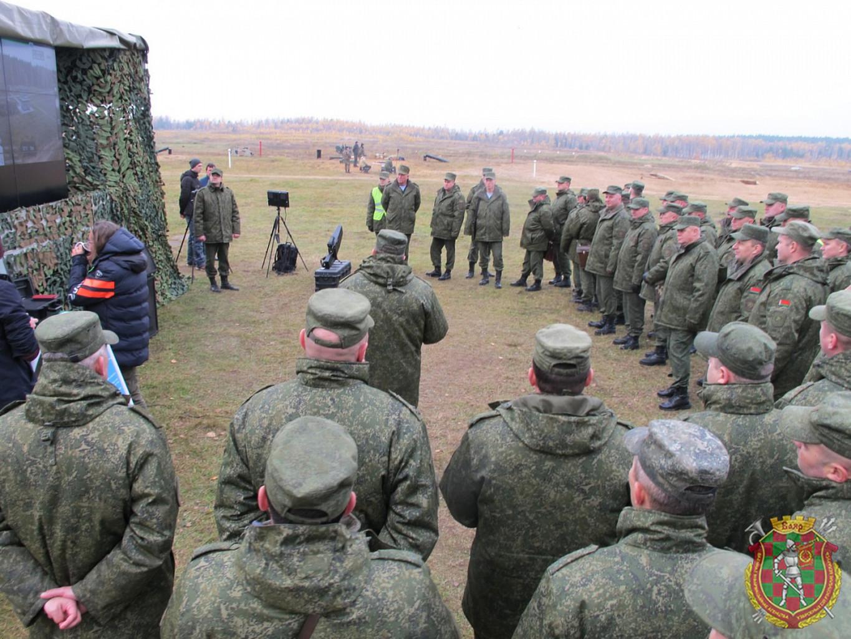 Начался оперативный сбор командного состава Вооруженных Сил