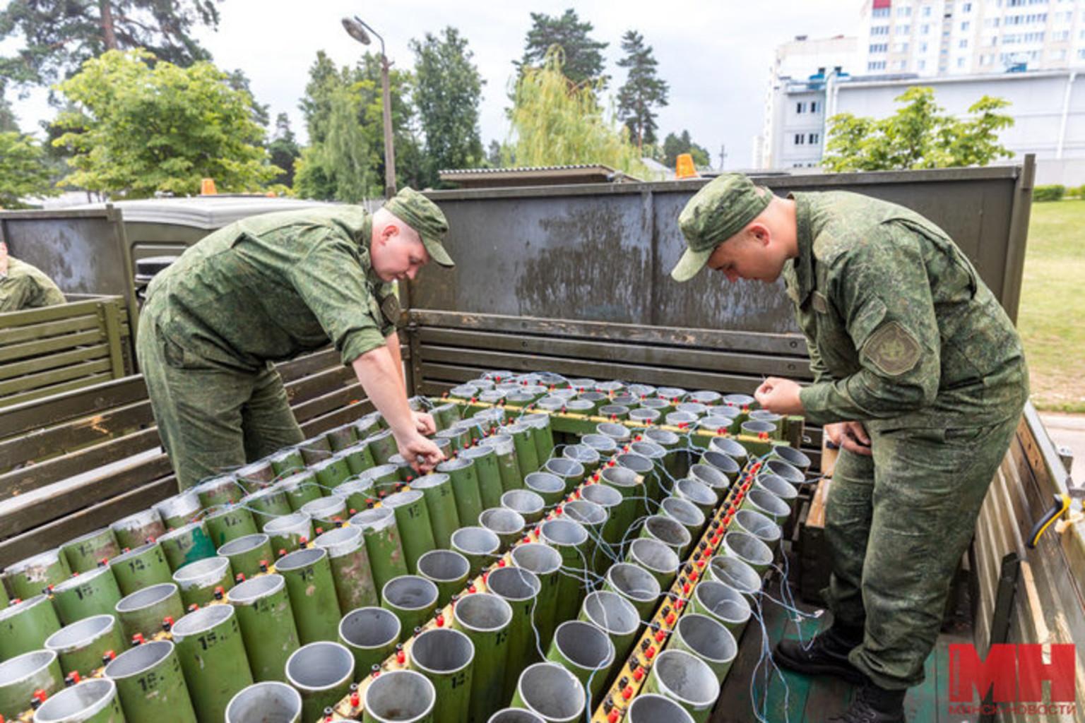 2ustanovki dlya salyutov 3 iyulya minsk novosti