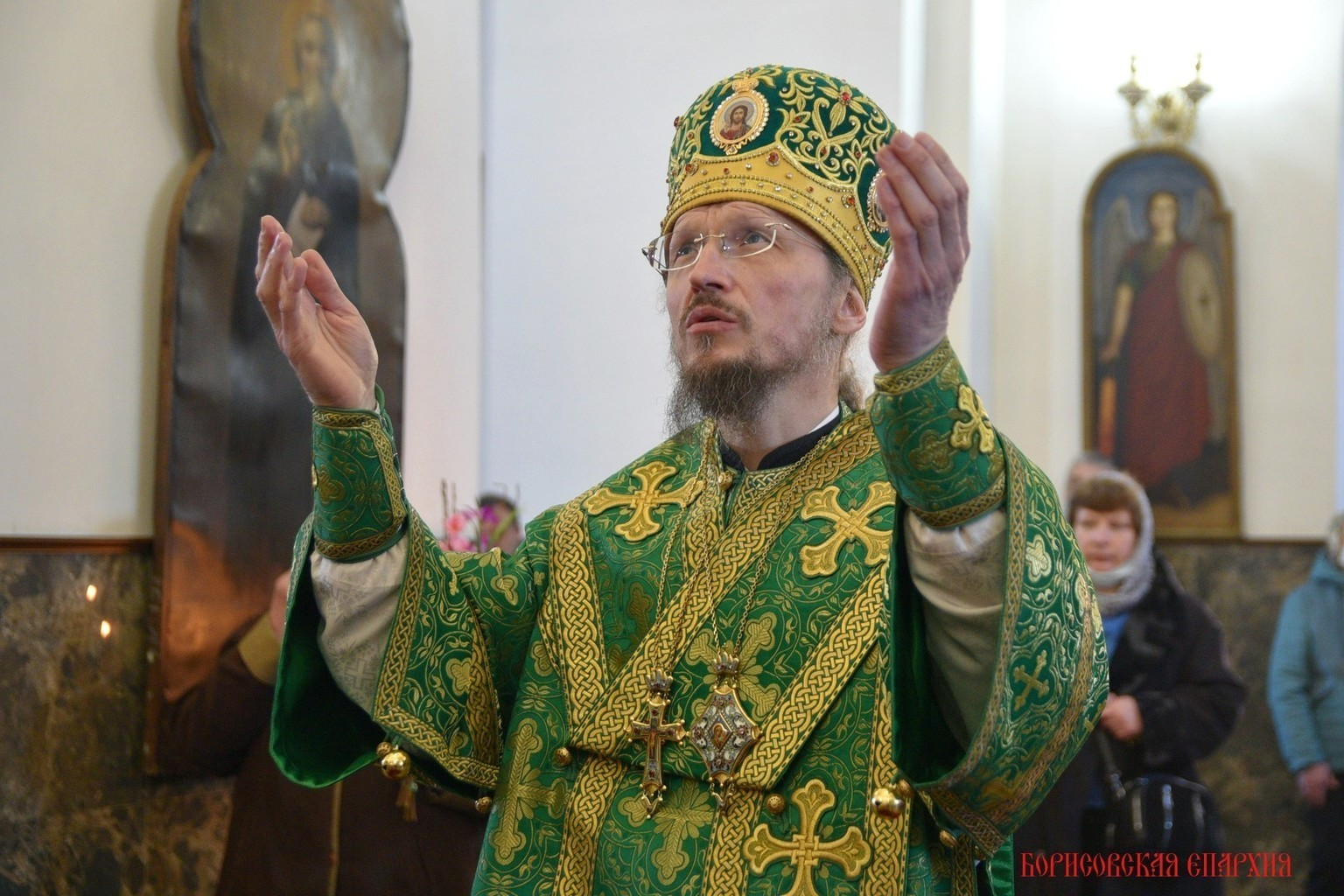 Митрополит Вениамин призвал священников не заниматься политикой |  EX-PRESS.BY