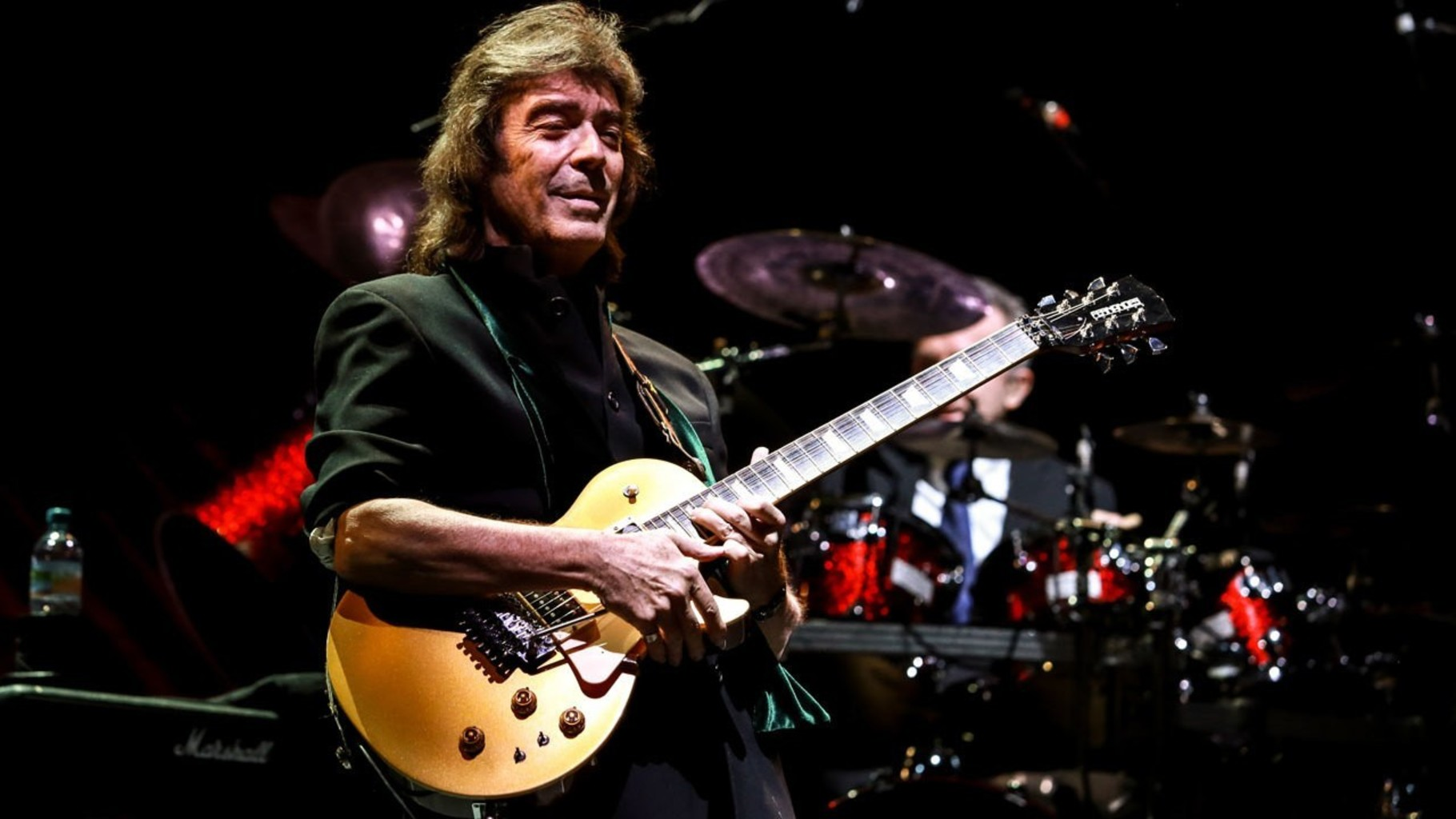 Concert preview genesis co founder steve hackett at rph solo pic