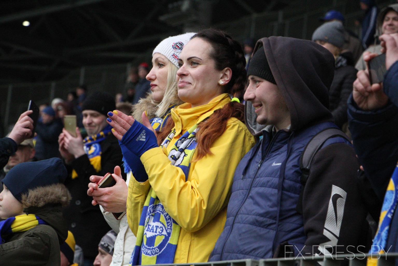 Футболисты минского «Динамо» победили «Торпедо-БелАЗ» вчемпионате Беларуси