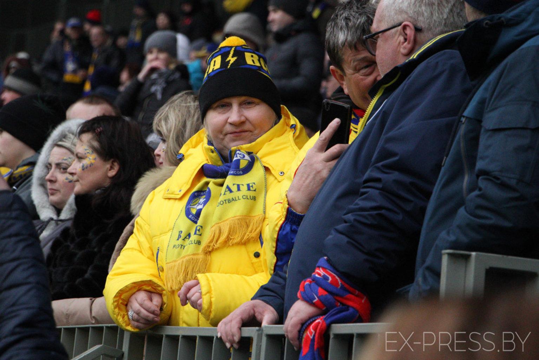 Футболисты минского «Динамо» победили «Торпедо-БелАЗ» вчемпионате Белоруссии