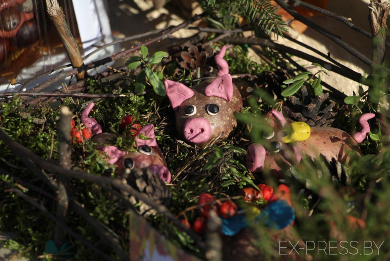 Традицию праздников микрорайонов Жодино продолжили в Научном. Фоторепортаж