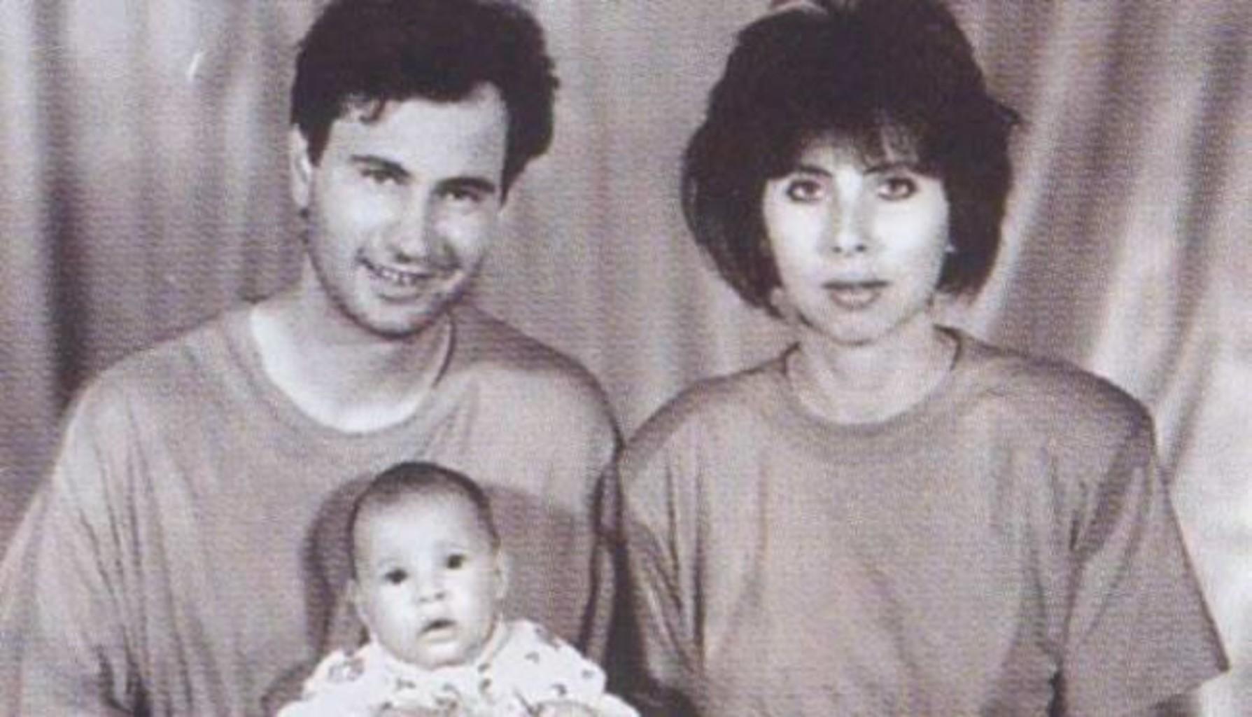 Bright singer valery meladze and his wife irina
