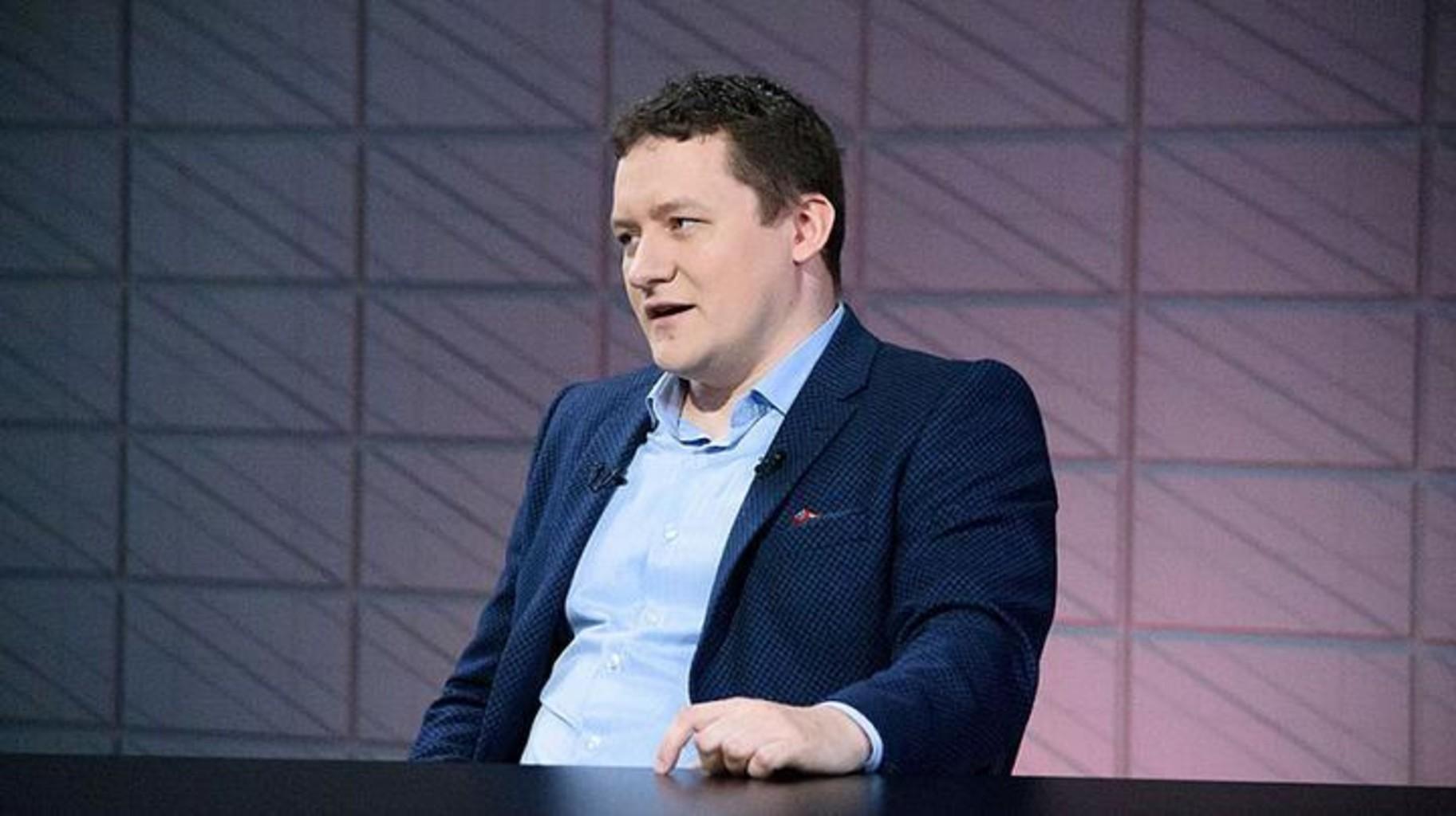 Дмитрий Болкунец. Фото с сайта RTVi