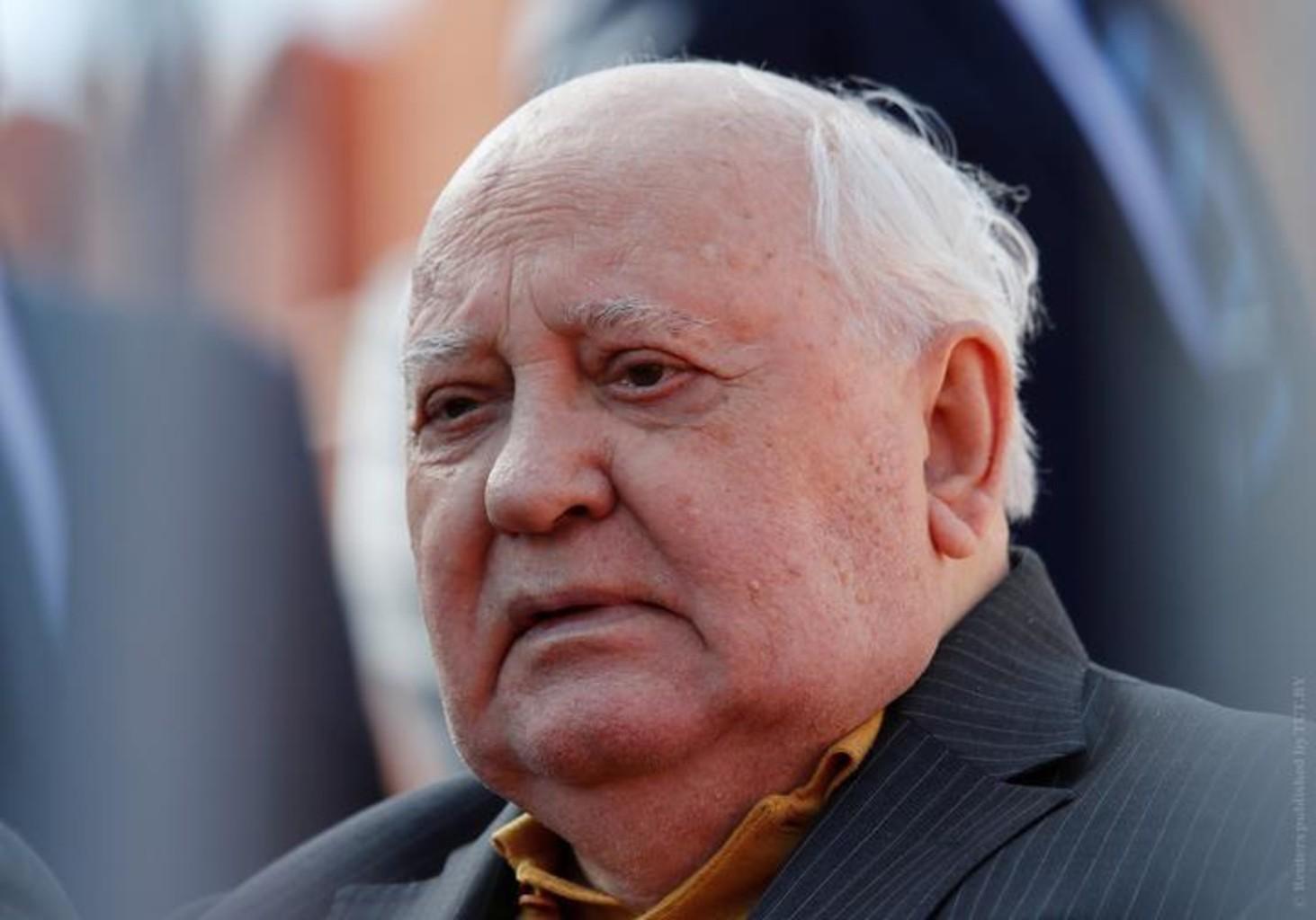 Gorbachev 10 2018