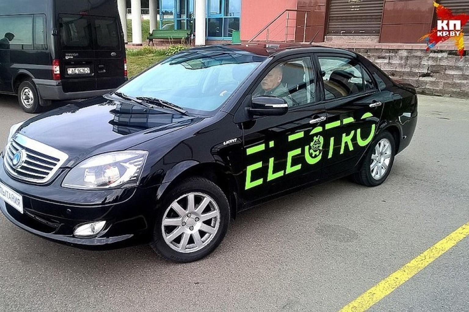 Инфраструктуру для электромобилей в Беларуси могут создать за два года
